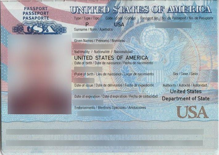 nigeria visa passport